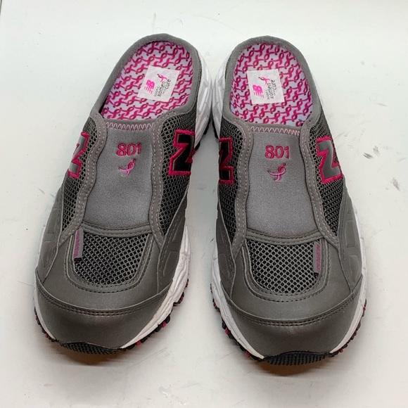 3955db340491e New Balance Shoes   801 Breast Cancer Mule Size 9 New   Poshmark